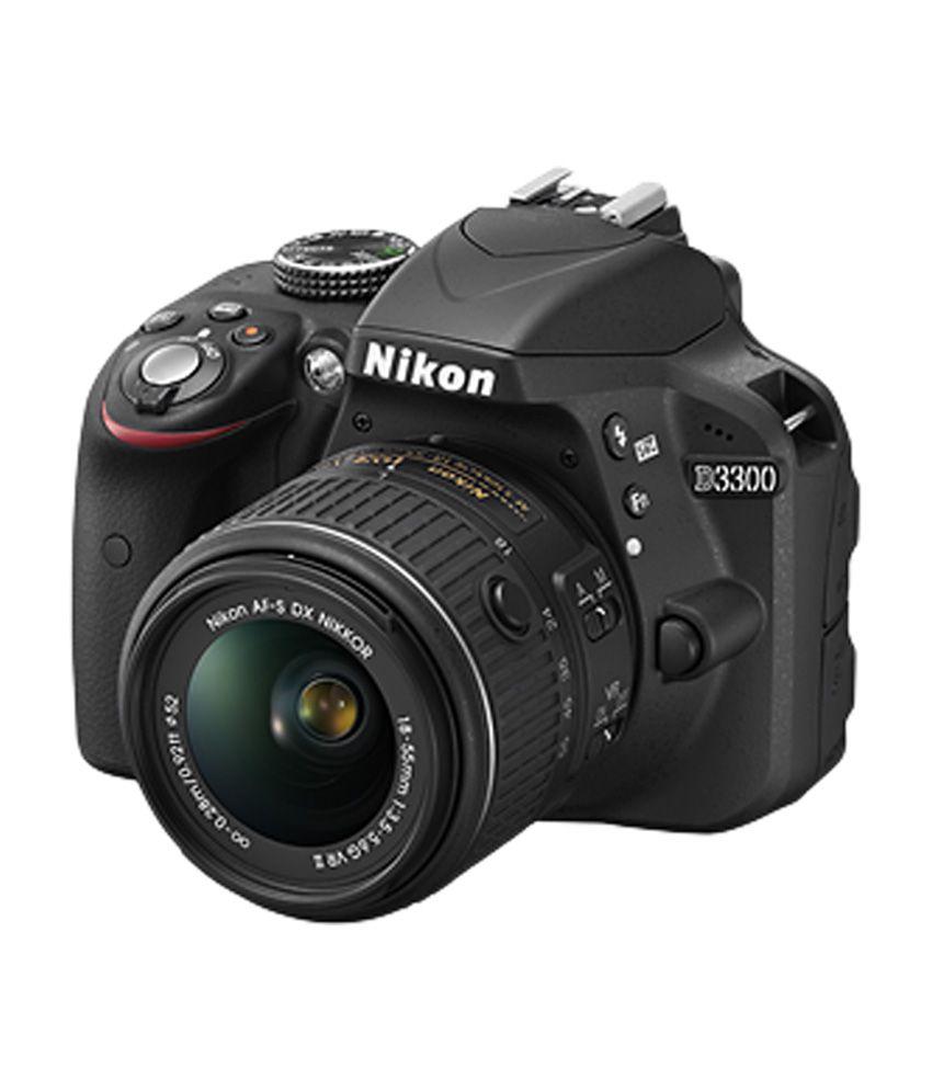 Nikon D3300 Digital SLR Camera