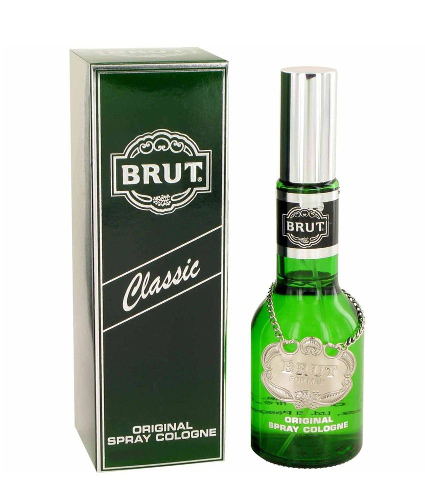Brut Measured Spray 3.4 Oz (100 Ml)