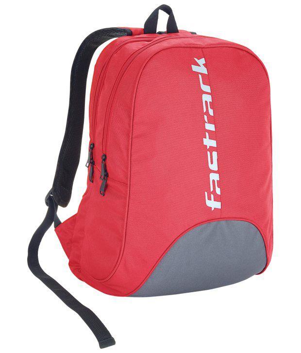 Fastrack Red AC020NRD01 Backpacks - Buy Fastrack Red ...