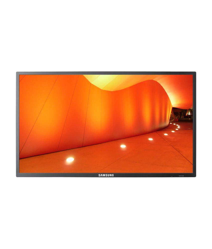 Samsung 550DX 139.7 cm (55) Large Format Display LED Television