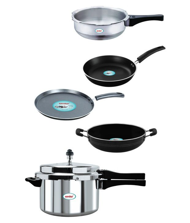 Sandoz Cookware Set Best Price In India On 15th August