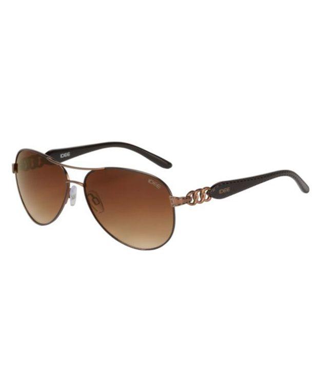 Idee Aviator S1784-C1 Women'S Sunglasses