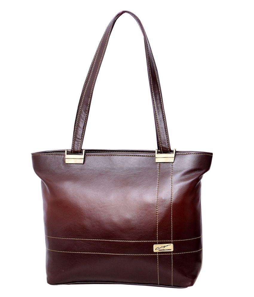 Arshia rwc703 Brown Formal Bags