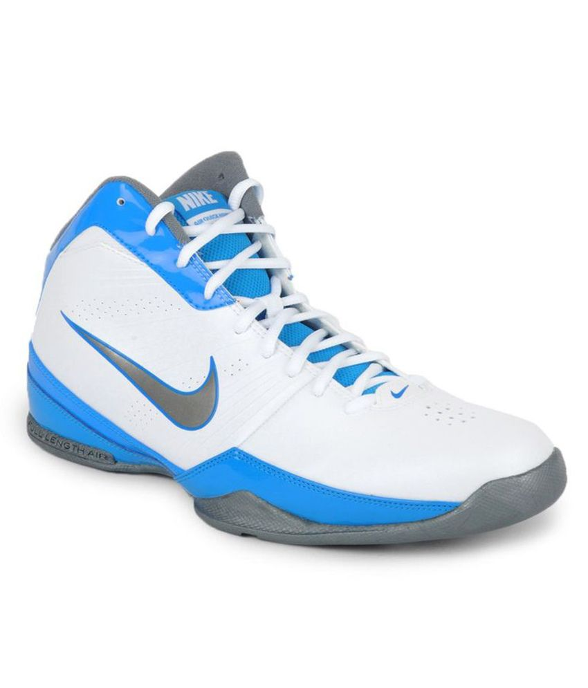 nike air handle basketball shoes white blue buy