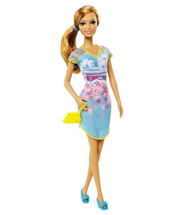 Barbie Core Friends Doll Sleep Over Assortment Summer ...