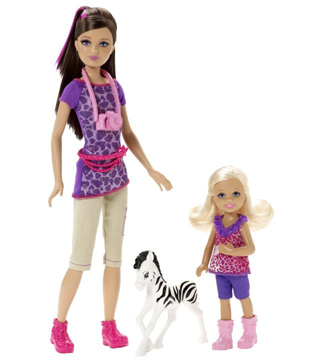 Barbie Car Games