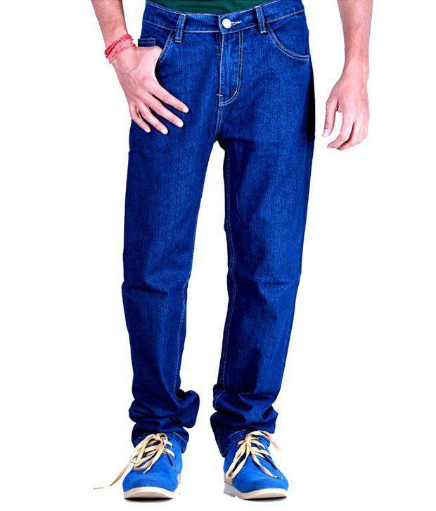 SF Blue Regular  Jeans