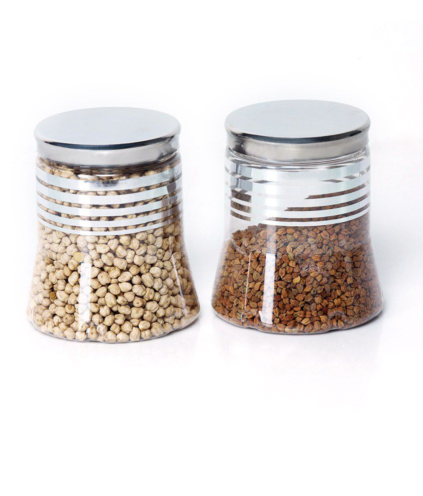 76ac38a9176 Steelo 2000ml x 2 pcs PET Container Set (Belly)  Buy Online at Best Price  in India - Snapdeal
