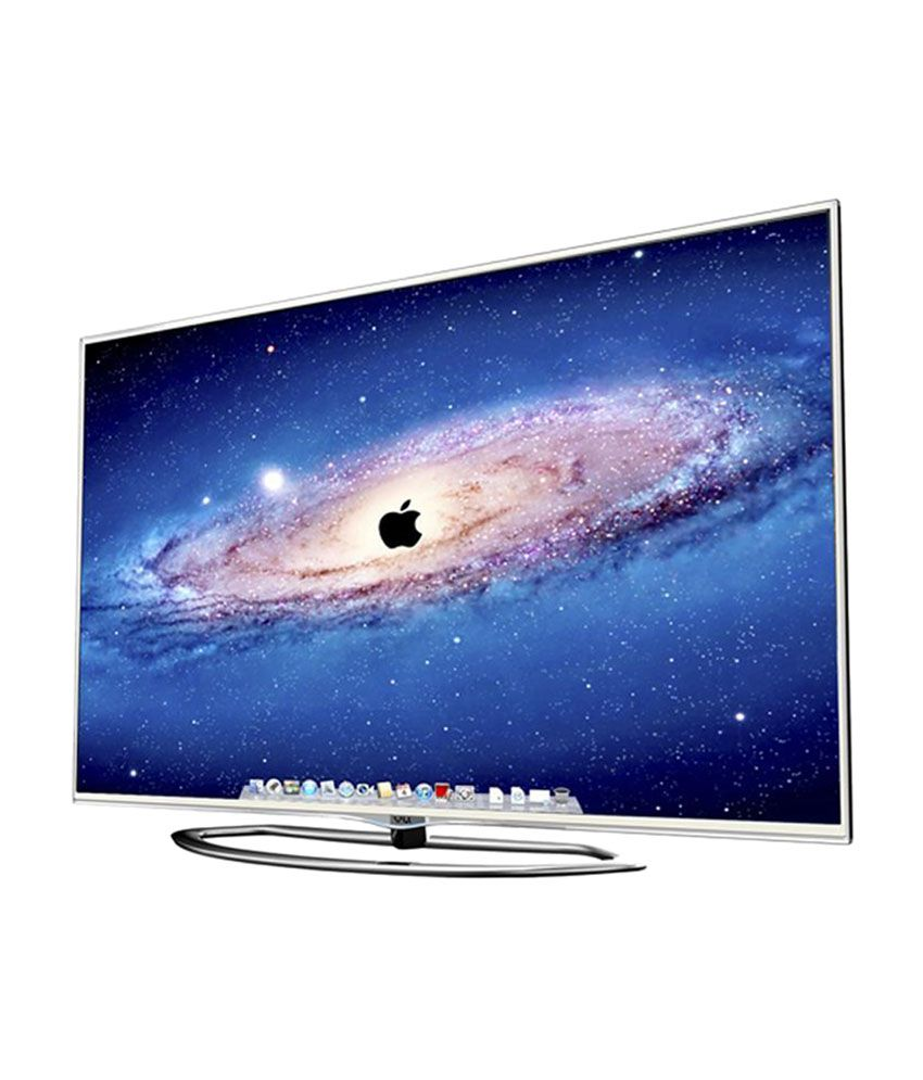 Vu 65XT780 165.1 cm (65) 3D SuperMac LED Television (with Built-in Apple Mac OS)