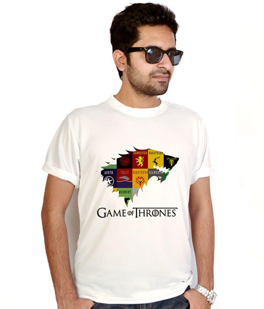 Bluegape Game Of Thrones T-Shirt