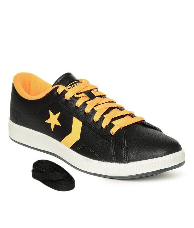 Converse Black Casual Shoes Online