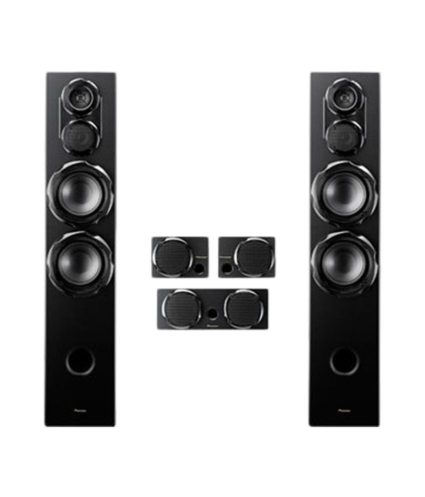 pioneer home theater price. pioneer htp-rs33 5.1 dvd home theatre system theater price