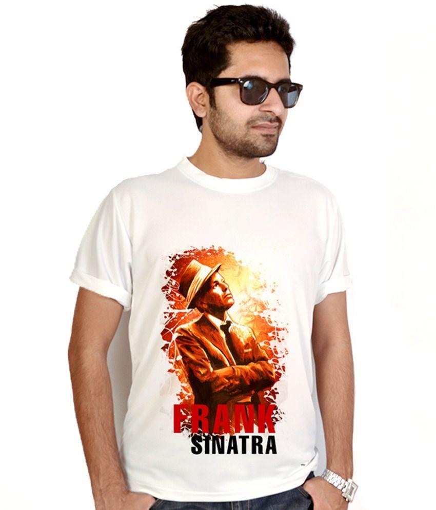 Bluegape Frank Sinatra Suited T-Shirt