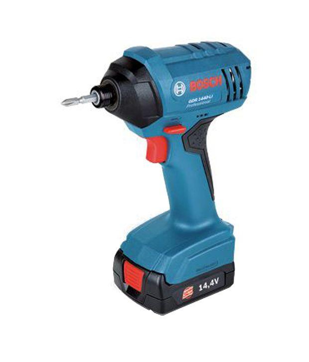 Bosch-GDR-1440-LI-Professional-Cordless-Impact-Driver