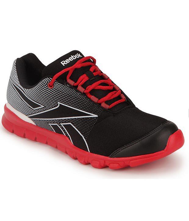 Reebok Red Sport Shoes