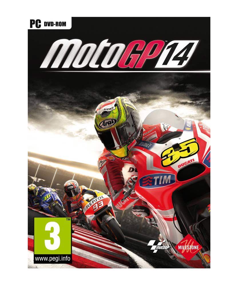Buy MotoGP 14 Standard Edition PC Online at Best Price in India - Snapdeal