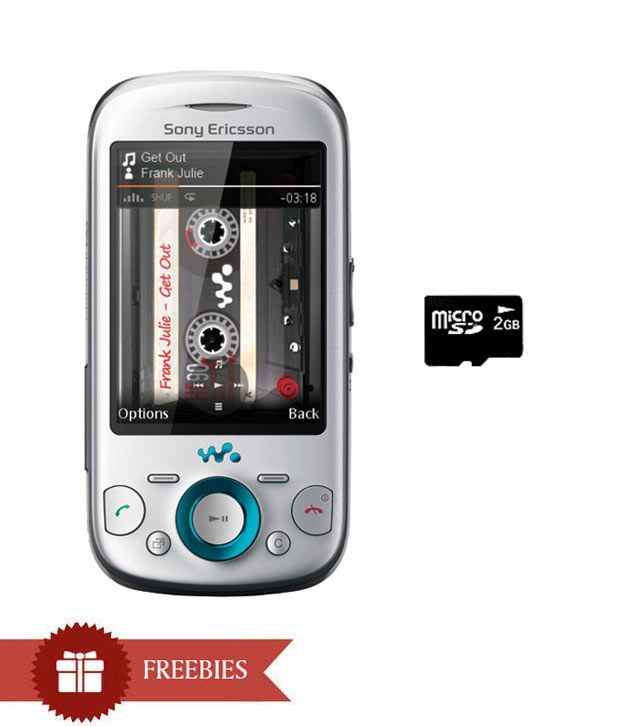 sony ericsson zylo w20 silver mobile phones online at low prices rh snapdeal com Sony Ericsson Phones AT&T Sony Ericsson Flip Phone