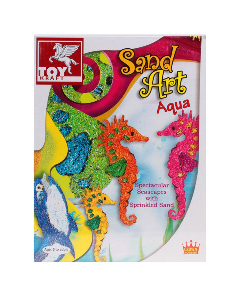 Toy kraft sand art aqua do it yourself buy toy kraft sand art aqua toy kraft sand art aqua do it yourself buy toy kraft sand art aqua do it yourself online at low price snapdeal solutioingenieria Choice Image