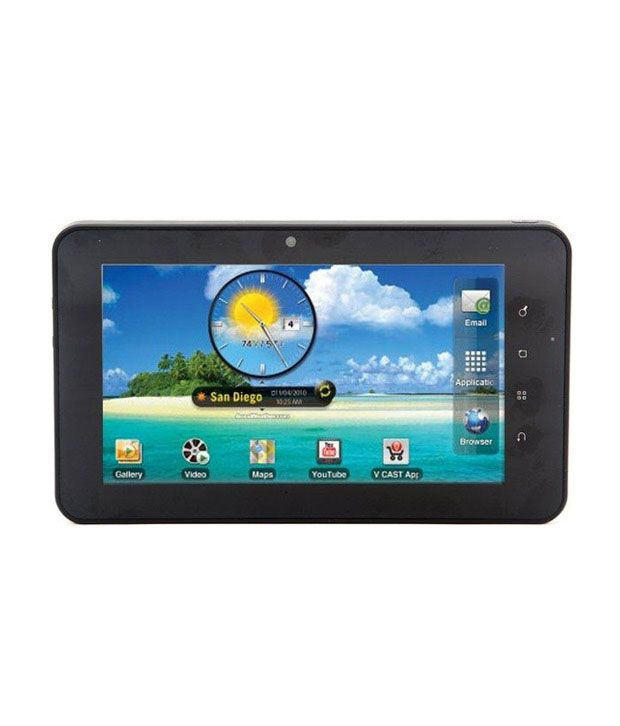 Zync Tablet Z-999 (Black)