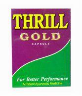 Ayurved Vikas Sansthan THRILL GOLD CAPSULE 10x3=30 Capsules