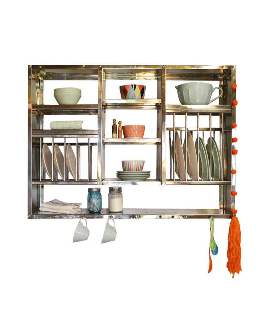 Steel Shelf For Kitchen