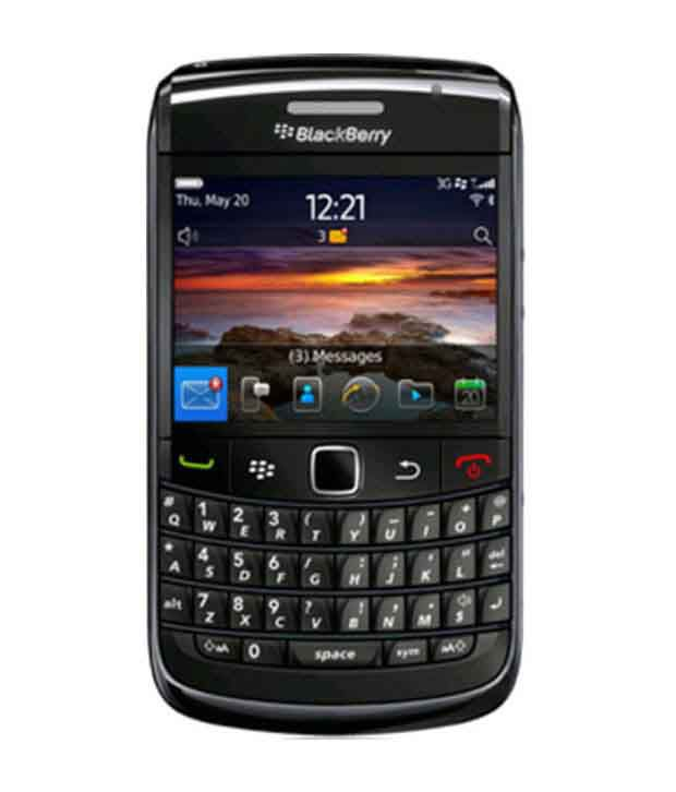 Blackberry bold 3 9780 black mobile phones online at low prices blackberry bold 3 9780 black reheart Choice Image