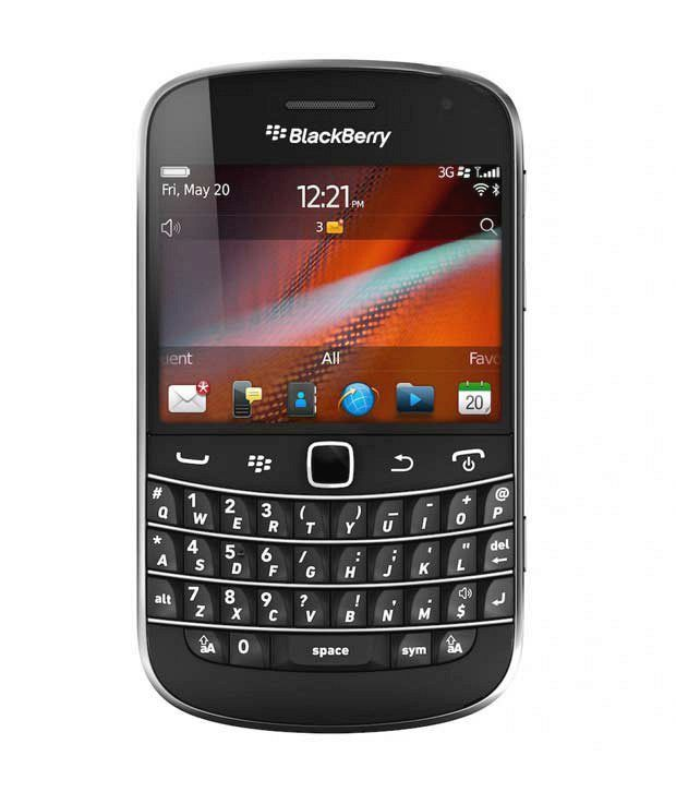 Blackberry bold 4 9900 black mobile phones online at low prices blackberry bold 4 9900 black reheart Images