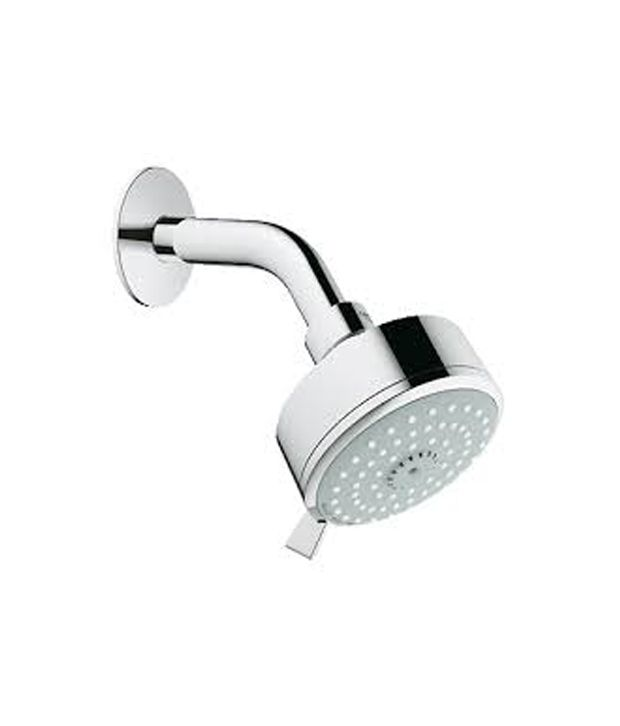 buy grohe new tempesta cosmopolitan head shower set iii 26090000 online at low price in india. Black Bedroom Furniture Sets. Home Design Ideas