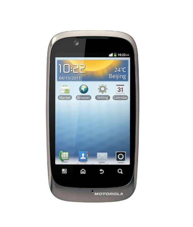 Motorola Fire Xt-530-Dark Titanium