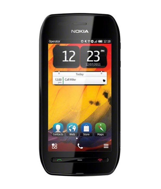 Nokia 603 (Black)