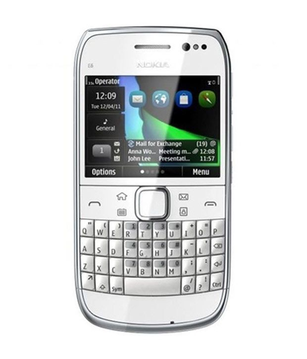 nokia e6 00 white mobile phones online at low prices snapdeal india rh snapdeal com nokia e65 service manual download nokia e65 service manual download