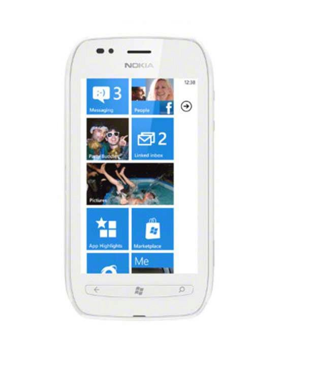 Nokia Lumia 710 (White)