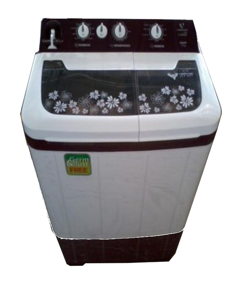 VIDEOCON 73J11 7.3KG Semi Automatic Top Load Washing Machine