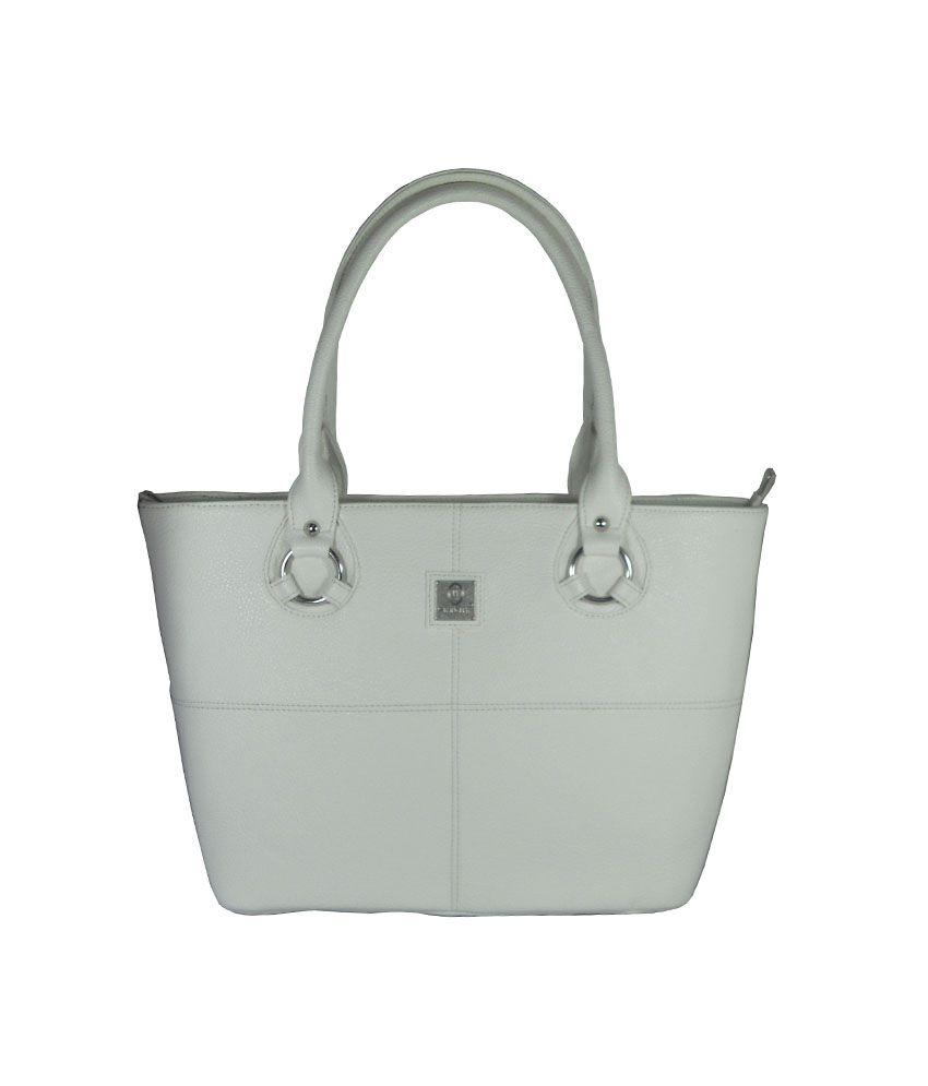 Wrangler Rsc00197 White Handbags