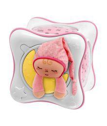 Chicco Rainbow Cube-Pink