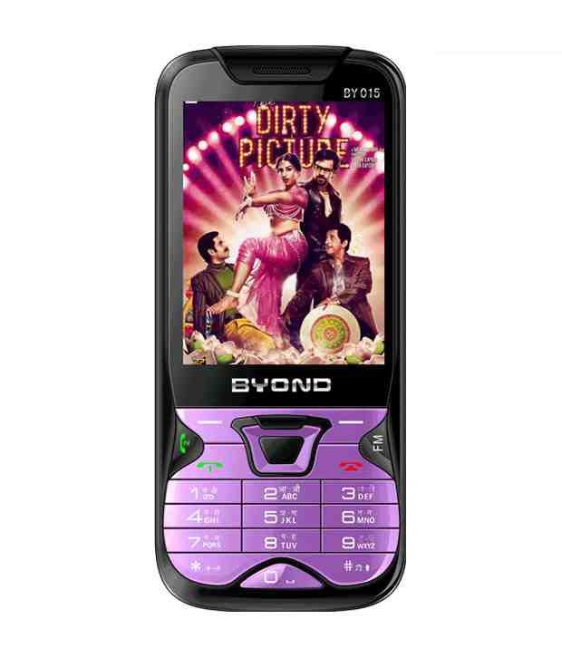 BYOND Dual Sim Mobile-BY 15