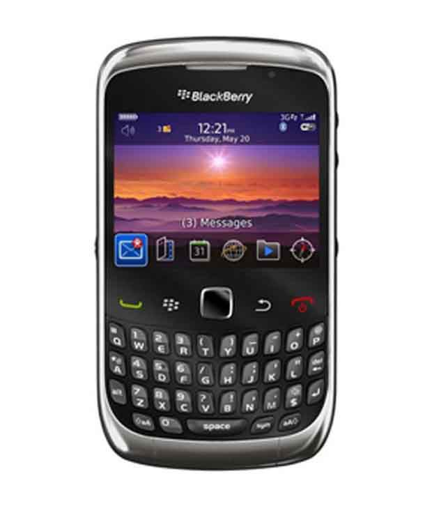 Blackberry Curve 3G-9300-Graphite Grey