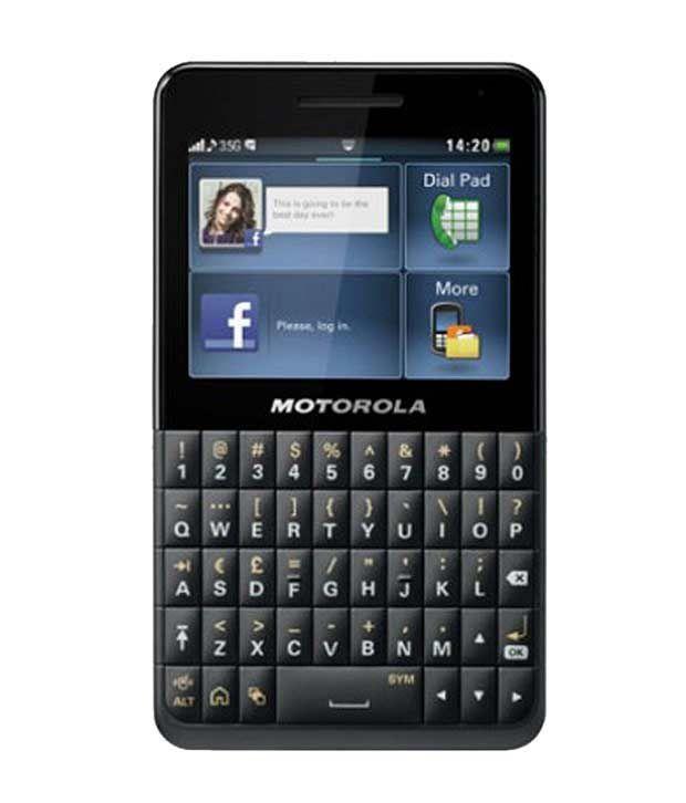 Motorola EX-226 Black