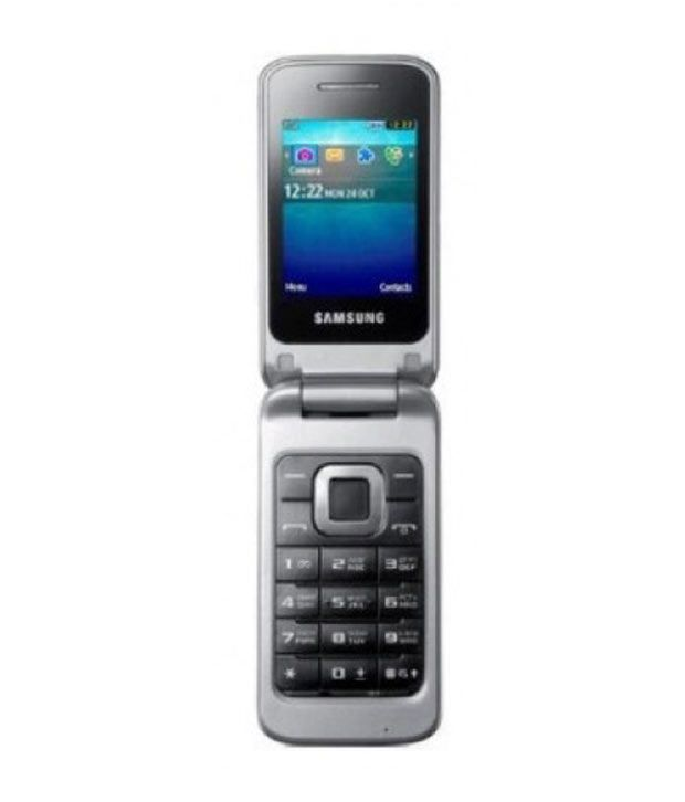Samsung Metro C3520 Mobile Phone Charcoal Grey