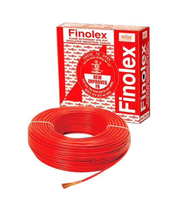 Magnificent Buy Finolex House Wire 2 5 Sqmm Fr 90 Mts Blue Online At Low Price Wiring Digital Resources Funapmognl