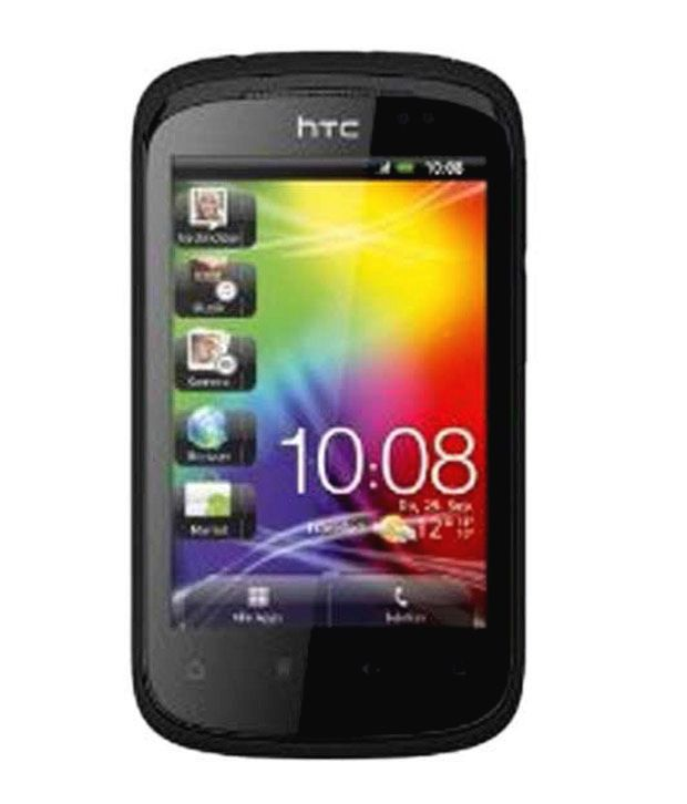 hTC Desire C Icy 4GB White