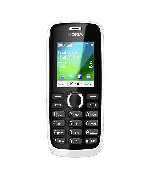 Nokia 112 (White)