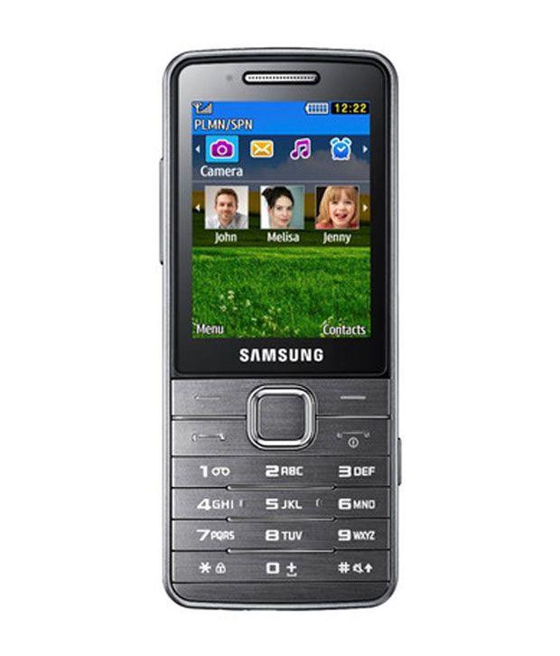 Samsung Primo S5610 (Metallic Silver)