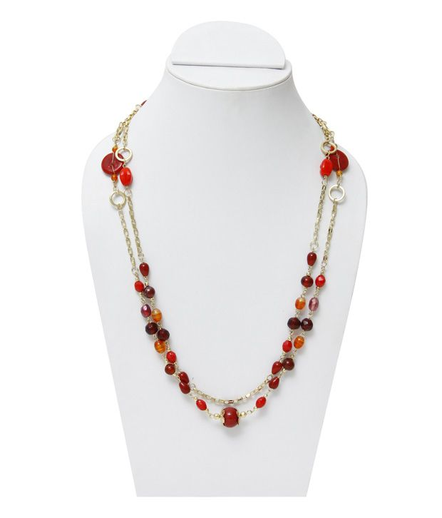 Zurii Beaded Stylish Necklace
