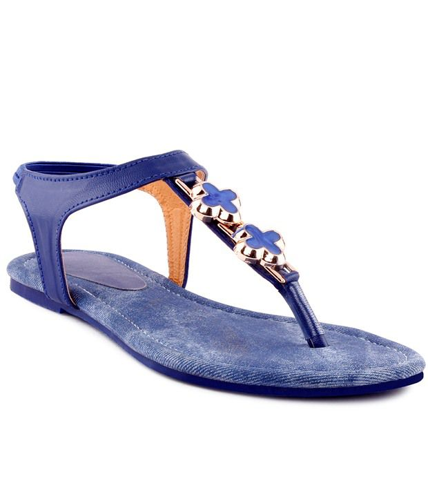 Kielz Blue Sandal