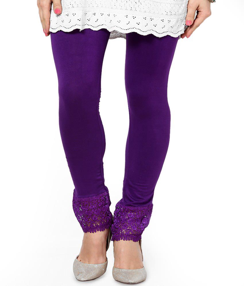 Rakshita Trendy Embroidery Legging Price In India  Buy