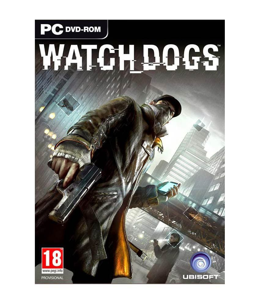 Watch Dogs  Pc Instant Gaming