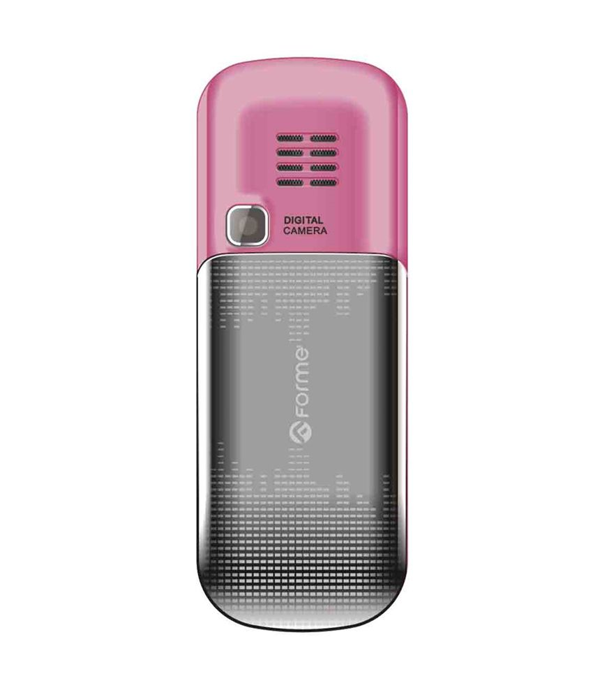 cb3c6748c Forme T2 Pink Mobile Phone - Feature Phone Online at Low Prices ...