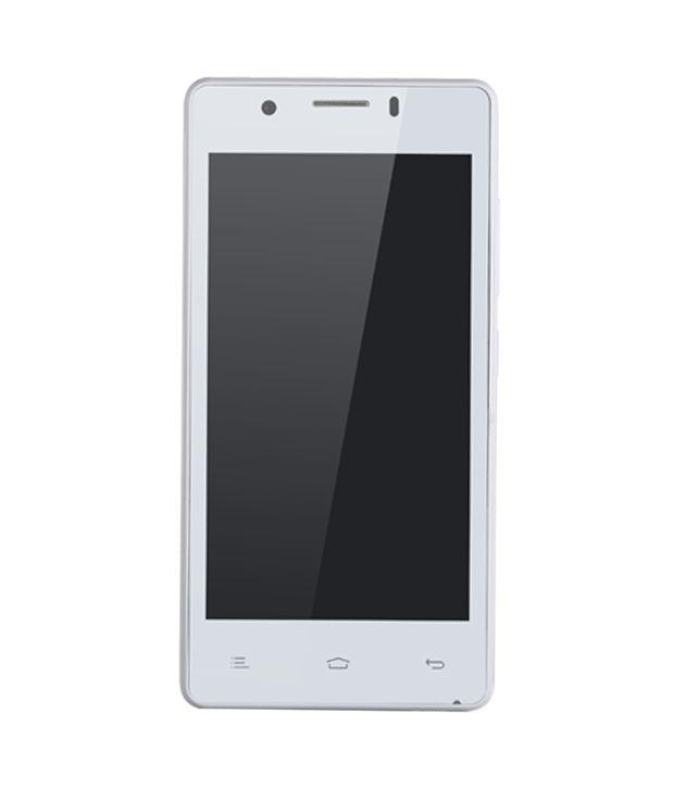 Gionee Pioneer P4 8GB White