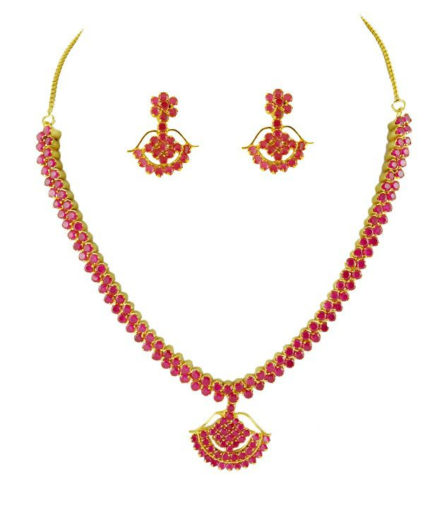 ruby stone necklace wwwpixsharkcom images galleries